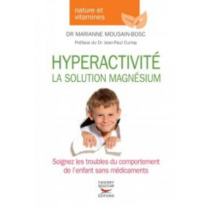 Hyperactivité, la solution...