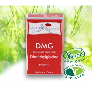 DMG Diméthylglycine  200 mg...
